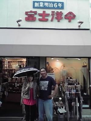 先日、武川さんの地元、鎌倉で打ち合わせをしてきました。