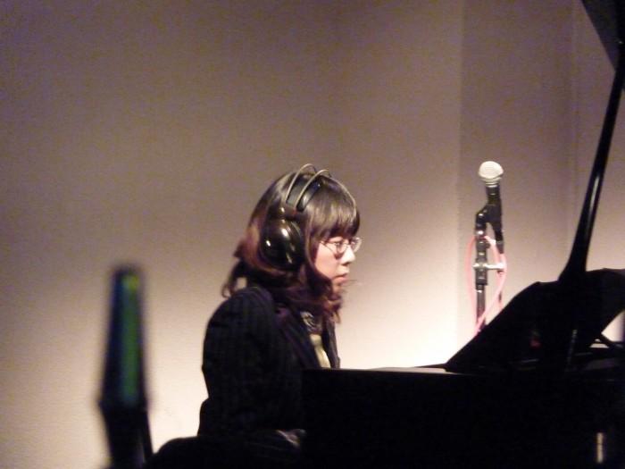 2/18サラヴァ東京公開レコーディングの模様